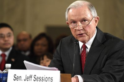 AG nominee Sessions finds support, opposition on second day of hearing