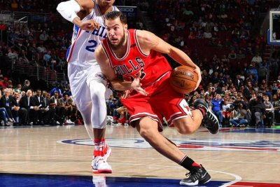San Antonio Spurs reportedly agree to deal with forward Joffrey Lauvergne