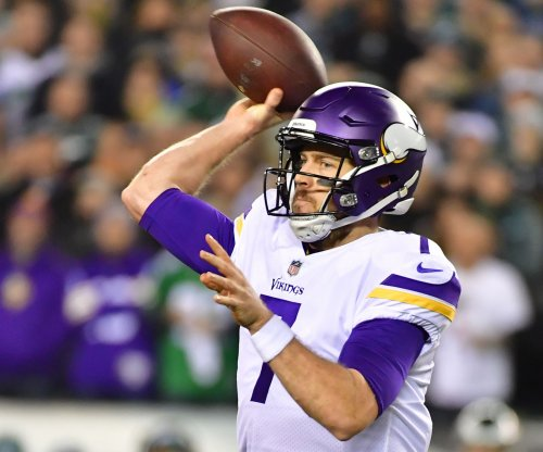Free-Agent Setup: Vikings vexed by quarterback quandary