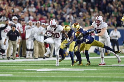 Stanford Cardinal RB Bryce Love will not play vs. UC Davis