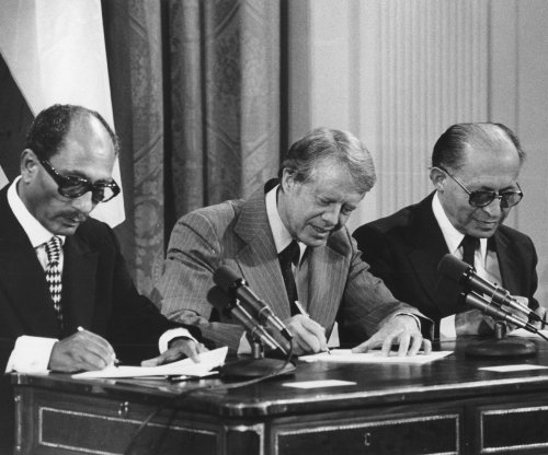 On This Day: Camp David Accords on Middle East peace signed