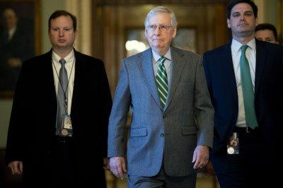 Impeachment trial: Chief Justice Roberts swears in senators as jurors