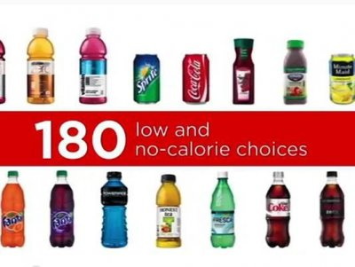 Coca-Cola starts ads involving obesity