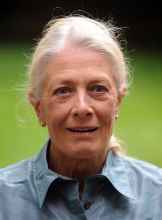 Vanessa Redgrave honored in London