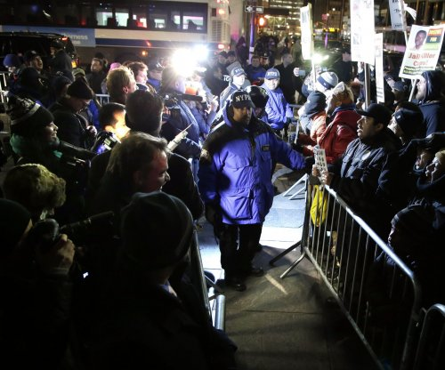 Arrests in New York dropped 66 percent after police officers were killed