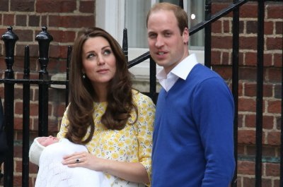 Prince William and Kate Middleton plan July 5 christening for Princess Charlotte