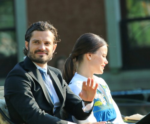 Prince Carl Philip and Sofia Hellqvist marry in Sweden