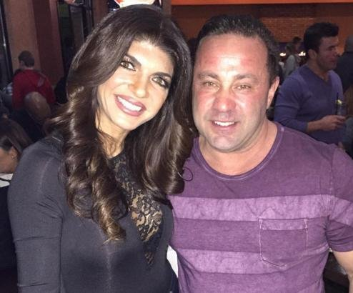 'Real Housewives' husband Joe Giudice enters prison