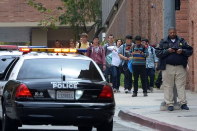 Police: Woman found dead in Minnesota was estranged wife of UCLA shooter
