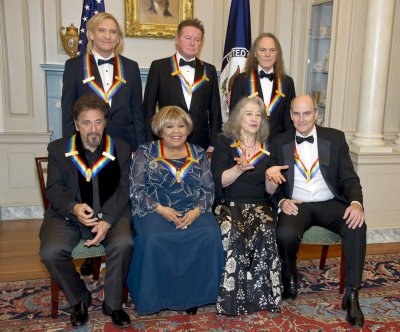 Al Pacino, the Eagles and James Taylor celebrated at Kennedy Center Honors
