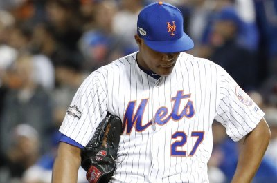 New York Mets closer Jeurys Familia could be facing shoulder surgery