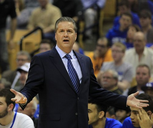 Kentucky's John Calipari reportedly interested in New York Knicks job