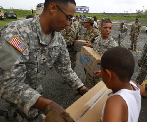 Army contracts for temporary electricity for Puerto Rico, U.S. Virgin Islands