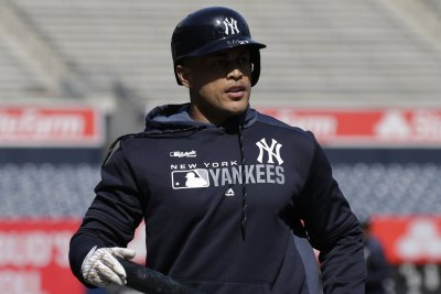 Yankees activate slugger Giancarlo Stanton from injured list