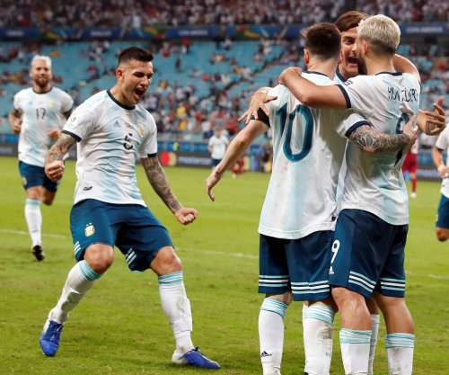 Copa America: Argentina beats Qatar, claws into quarterfinals