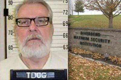 Tennessee executes man for 1986 double murder