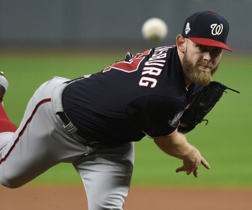 Washington Nationals re-sign Stephen Strasburg to seven-year, $245M deal
