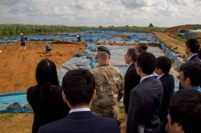 U.S. bases in Japan on lockdown amid new COVID-19 outbreak