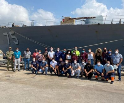 After upgrades, USS Donald Cook returns to action ahead of schedule