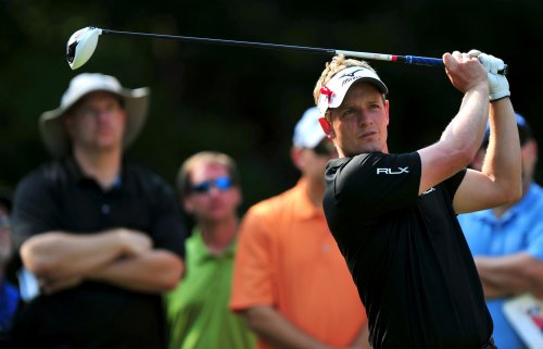 Luke Donald is golf's new No. 1