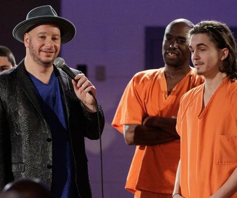 'Jeff Ross Roasts Criminals: Live at Brazos County Jail' to air on Comedy Central June 13