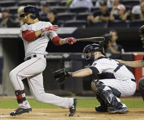 Boston Red Sox pull out victory over New York Yankees in 11th inning