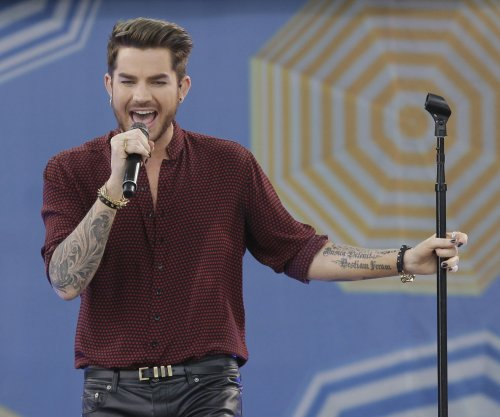 Adam Lambert joins 'Rocky Horror Picture Show' remake