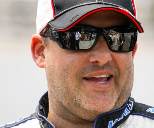 Tony Stewart to undergo tests on broken back this month