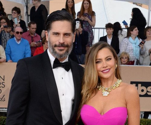 Sofia Vergara, Joe Manganiello celebrate 2nd anniversary