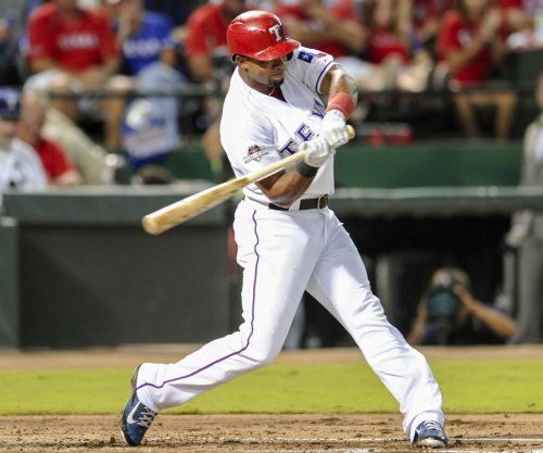 Texas Rangers cap sweep of Washington Nationals