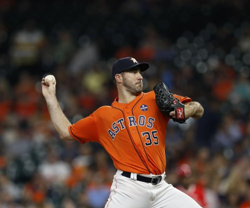 ALDS: Houston Astros pitcher Justin Verlander vs. Boston Red Sox