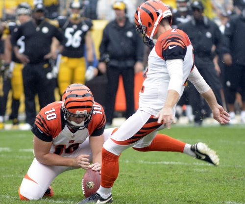 Chicago Bears sign kicker Mike Nugent