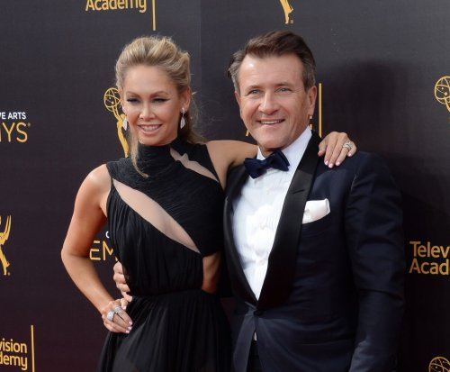 Kym Johnson, Robert Herjavec expecting first child