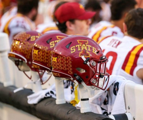 Iowa State Cyclones OL Sean Foster arrested