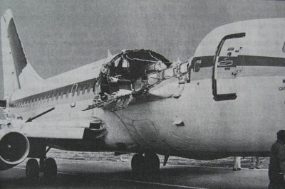 On This Day: Roof of Aloha Airlines plane rips off midflight