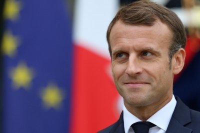 6 arrested in 'imprecise' plot to attack French leader Macron