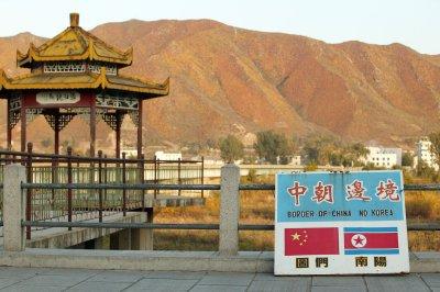 China makes trade zone at North Korea border 'national priority'