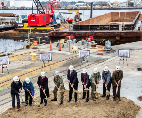 Norfolk Naval Shipyard breaks ground on $200M dry dock renovation