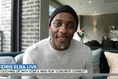 Idris Elba on new film 'Concrete Cowboy': 'It's such a beautiful story'