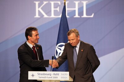 French general takes NATO role