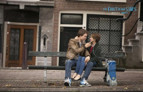 'Fault in Our Stars' author John Green says he cried almost every day on the film set