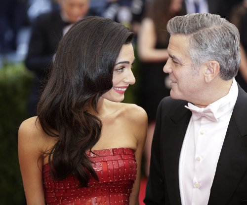 George Clooney gushes about Amal during 'Tomorrowland' press tour