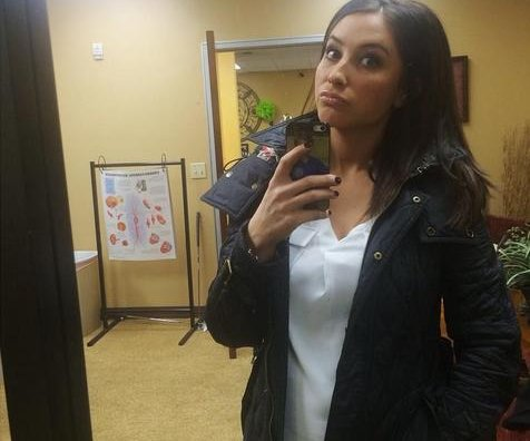 Bristol Palin debuts baby bump on social media