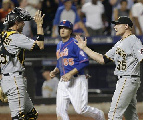 Pittsburgh Pirates beat New York Mets in 10 innings