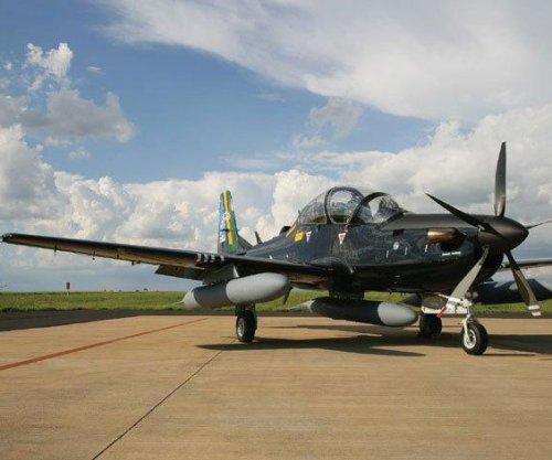 First Afghan A-29 Super Tucano pilots graduate