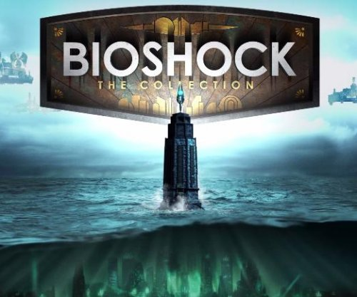 'Bioshock: The Collection' remaster announced, first trailer released