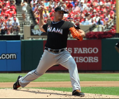 Jose Fernandez, Miami Marlins blank Washington Nationals