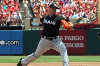 Jose Fernandez, Miami Marlins blank Washington Nationals