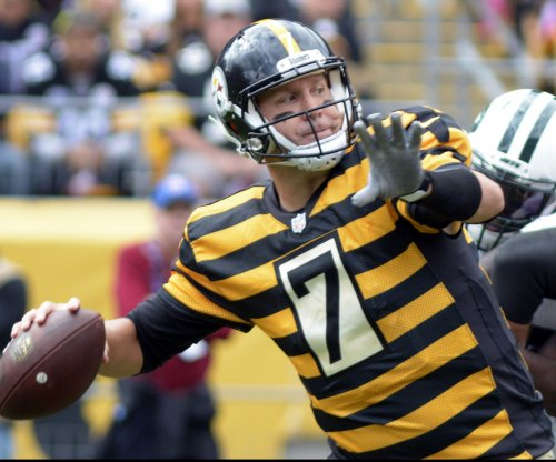 Ben Roethlisberger riddles New York Jets for four TDs in easy win
