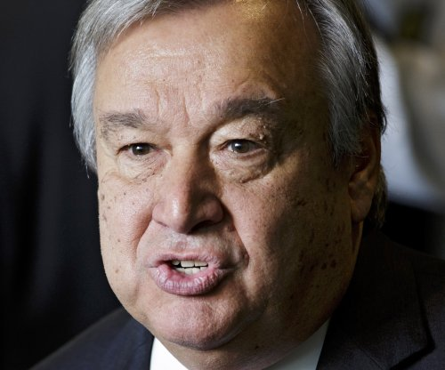 Former Portuguese Prime Minister Antonio Guterres appointed U.N. secretary-general